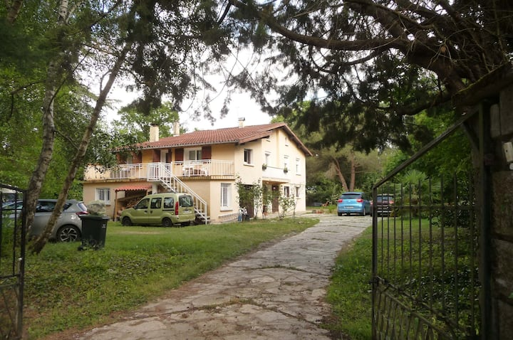 La Maison du Cèdre, Chambre 2 : UHANE