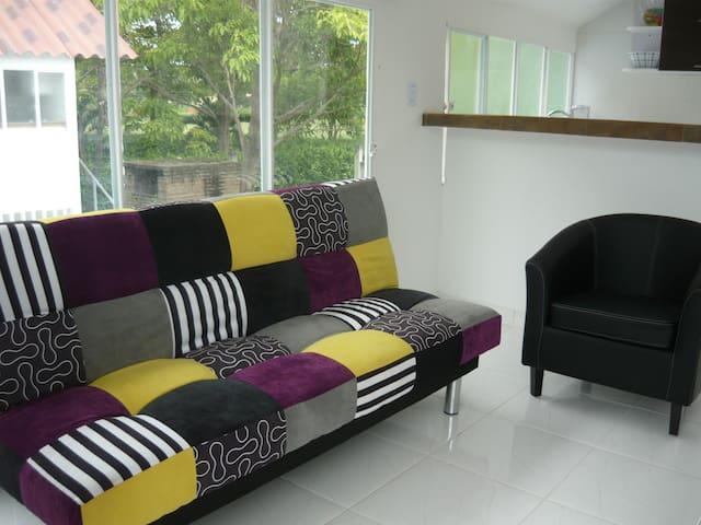 Apartamento Santa Marta Gaira piso2 - Santa Marta - Flat
