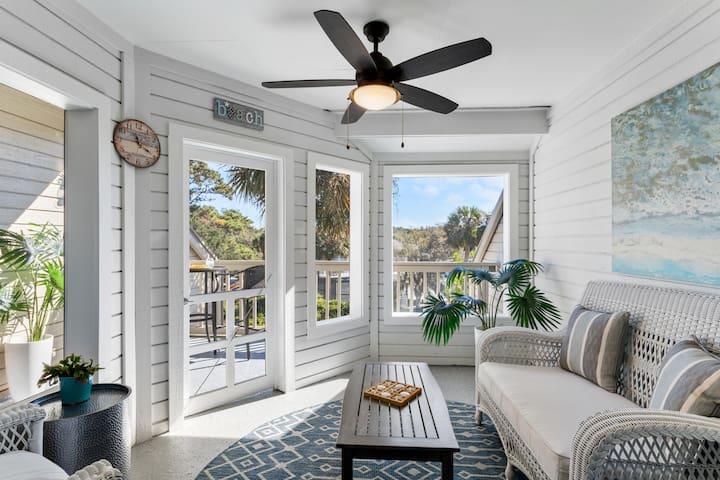 Beautifully Transformed Deluxe Villa in Ideal Spot