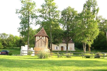 Petite maison en campagne béarnaise - Castillon(Canton d'Arthez-de-Béarn)