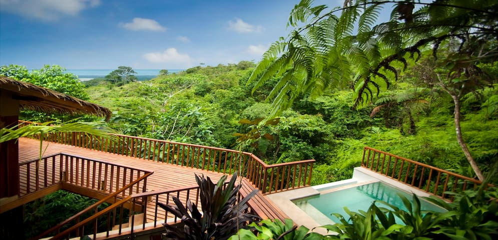 Welcome to Pura Vida Ecolodge - Awarded with a Certificate of Excellence for the last 5 years by Trip Advisor
