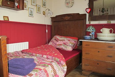 Single Bed Room - Bed & Breakfast