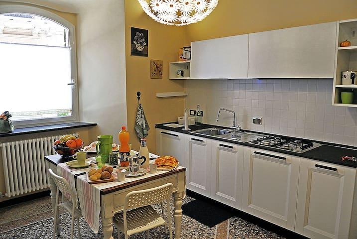 tipico appartamentino genovese - Génova - Apartamento