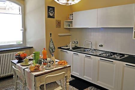 tipico appartamentino genovese - Genoa - Lakás