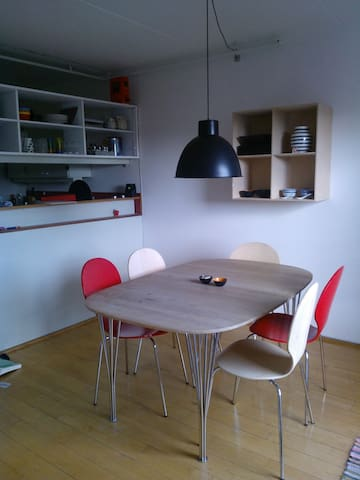 Appartment in the heart of Nørrebro - Copenhague - Appartement