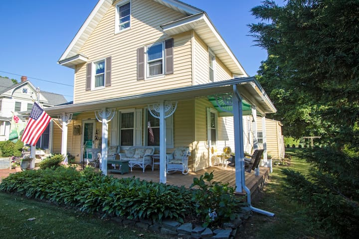 SunnySide Up NOFO B&B: Over Easy - Cutchogue - Bed & Breakfast