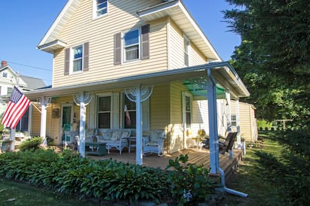 SunnySide Up NOFO B&B: Over Easy