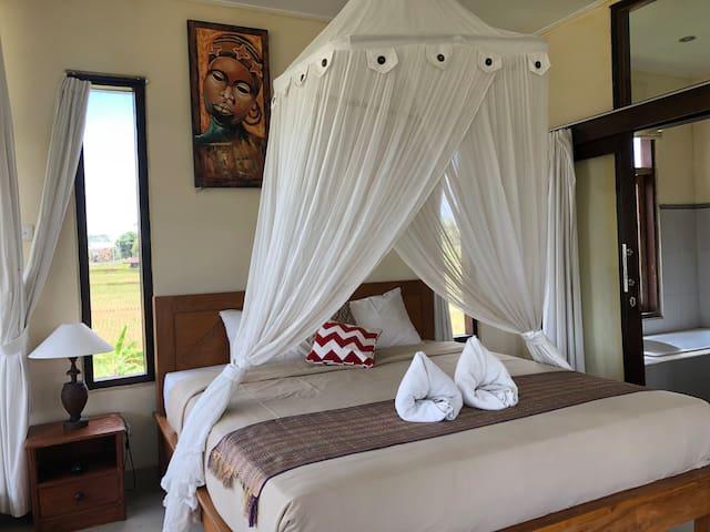 Indah House - Green & Friendly living in Ubud
