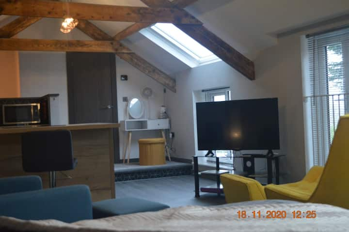 Sunnycot - Private Loft near Conwy & Llandudno