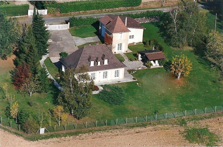 Charmante périgourdine - Port-Sainte-Foy-et-Ponchapt - Haus