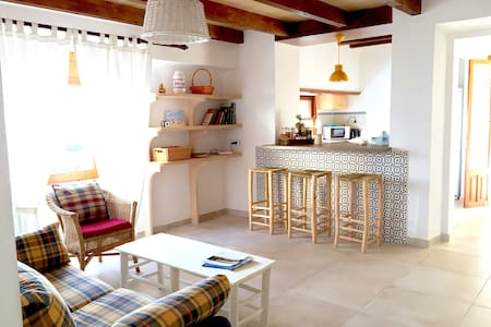 Renovated antique fisherman house in the old town - Felanitx - Talo