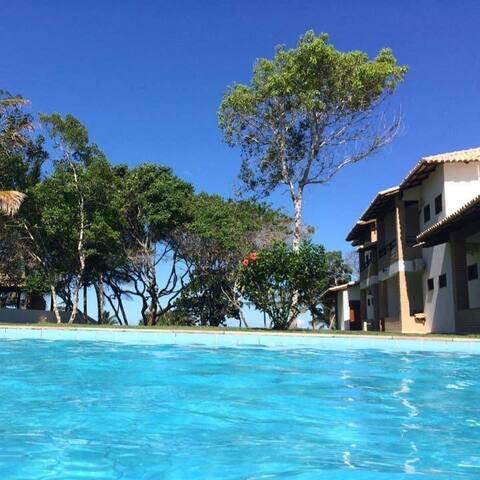 Casa temporada  Prado, praia de Guaratiba