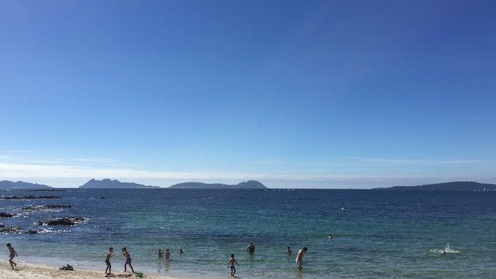 Vistas al mar, Walk to the beach - Galician Coast