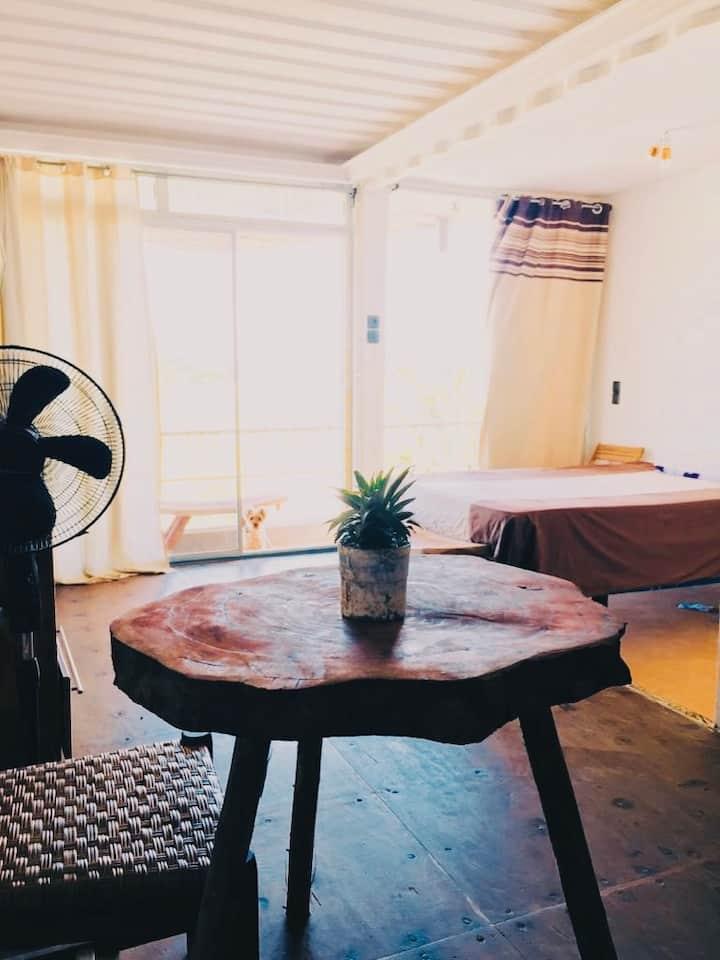 Chambre Loft de 32 m2