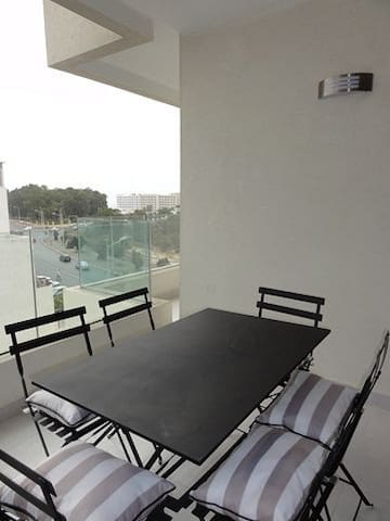 2 rooms flat center town, beaches. - Agadir - Wohnung