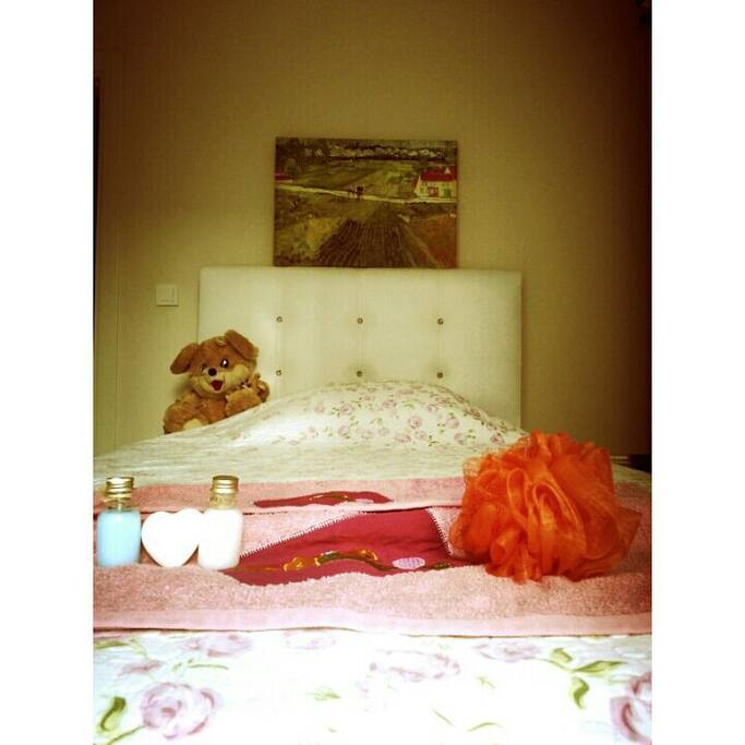 Sweet home's lovely room :)