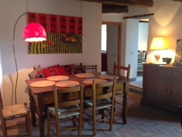 Casa Cristina nel borgo - Casperia - 公寓