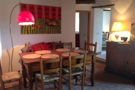 Casa Cristina nel borgo - Casperia - Apartmen