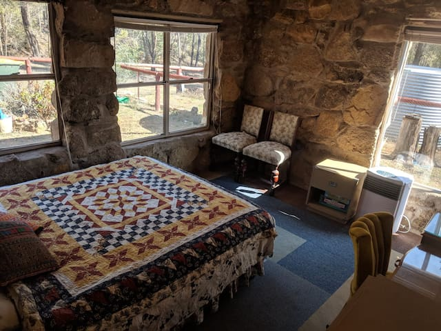 2nd bedroom with queen ensemble