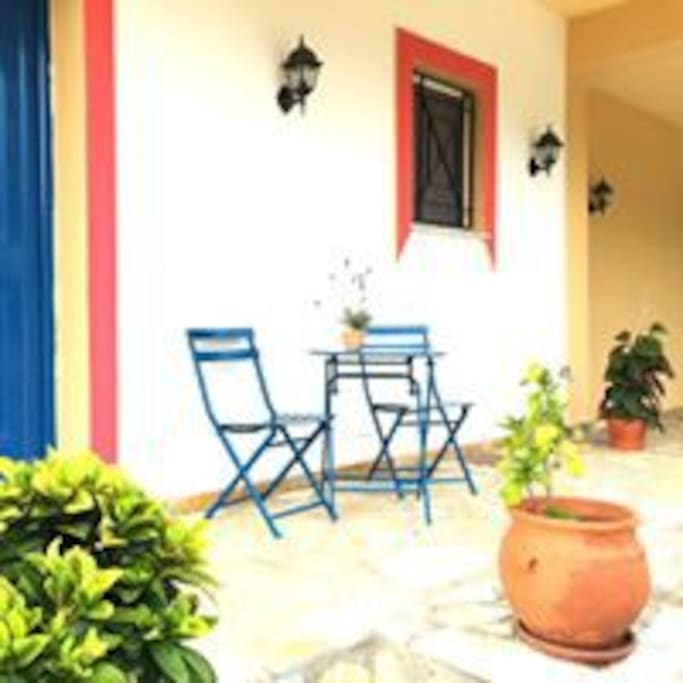 Welcome to Villa Zoe