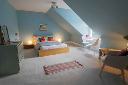 Gorgeous tranquil room on the river - Musselburgh