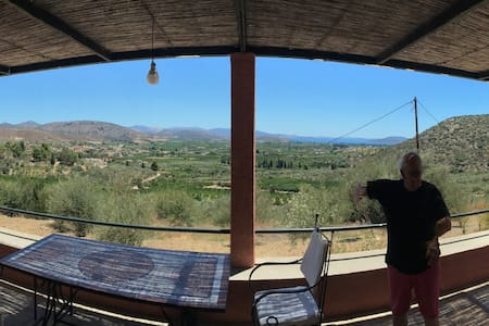 Home with stunning views near Nafplio - Asini - Дом