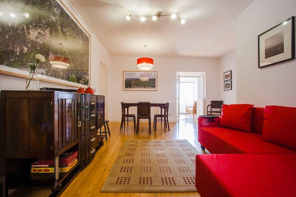 maison de la photographie alfama maisons louer lisbonne lisbonne portugal. Black Bedroom Furniture Sets. Home Design Ideas