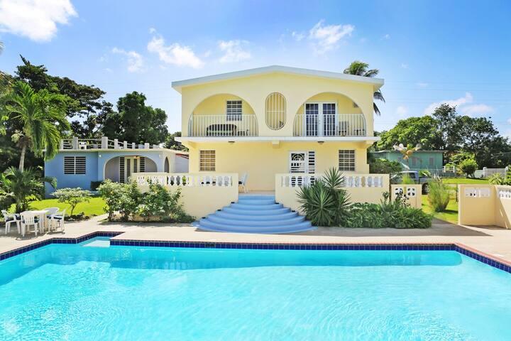 Casa Ladera Upstairs - pool & beach