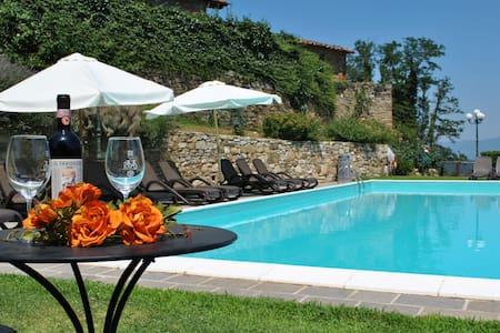 Villa il Castellaccio - Cast 4 - Greve In Chianti