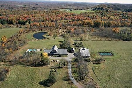 Magnificent 44+ Country Estate - Pleasant Mount
