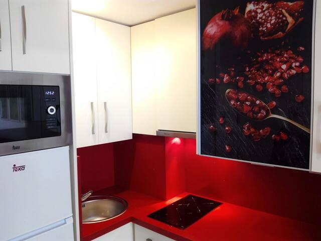Apartamento de lujo nuevo en el centro de Granada - Granada - Huoneisto