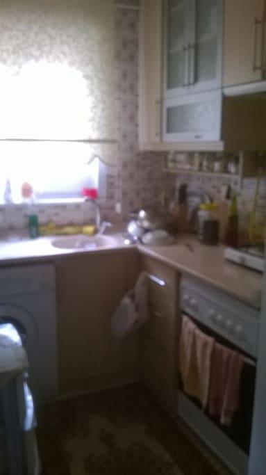 Kitchen,Clean