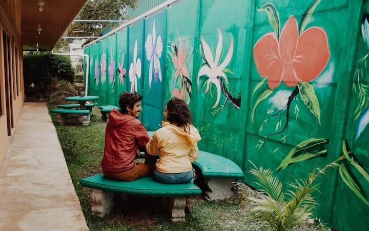 Hostel Cattleya Pura Vida