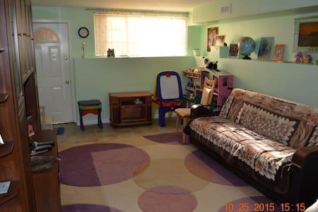 Studio apartment in private house in Staten Island - Staten Island