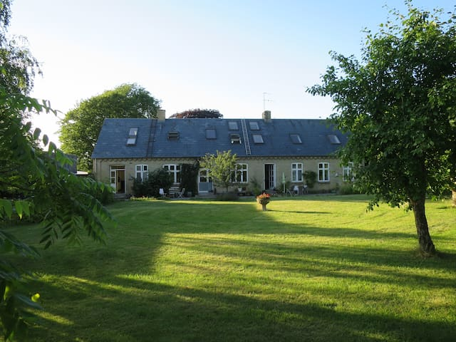 Landlig idyl 40 min fra København - Borup - Casa