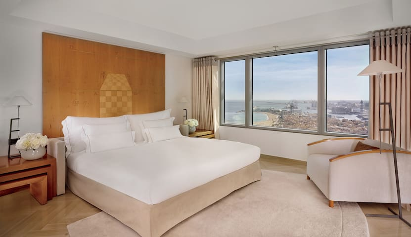 Hotel Arts Barcelona - Three Bedroom Penthouse