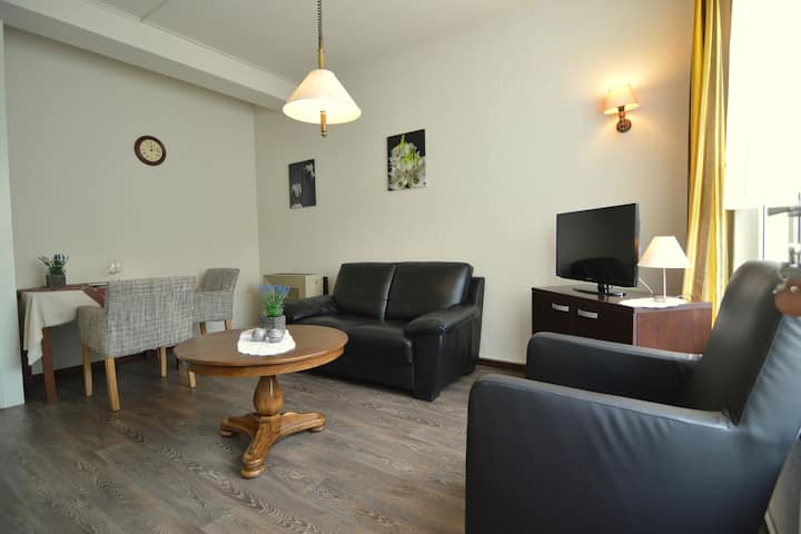 Snug Apartment in Schin op Geul near Public Pool