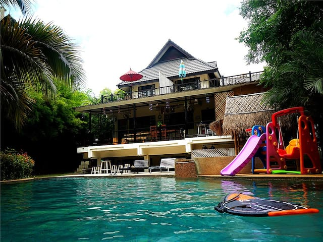 HeXuan Resort 302 - Tambon Nong Chom - Villa