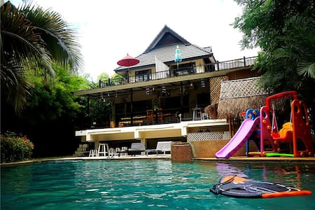 HeXuan Resort 302 - Tambon Nong Chom - 別荘