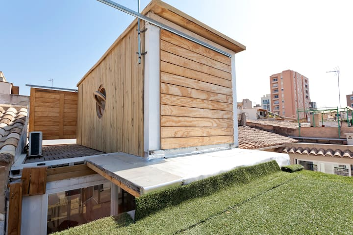 Container home, a unique house! - Palma de Mallorca - Hus