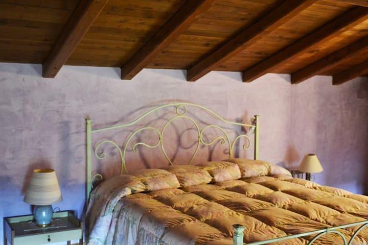Camera Matrimoniale Economy - San Donato Val di Comino
