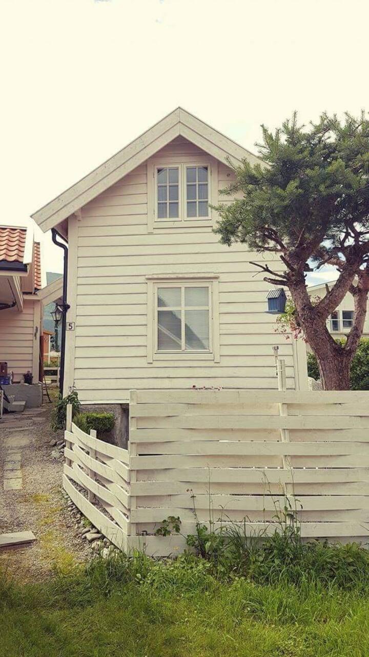 Kozy small house in Vik (i Sogn)