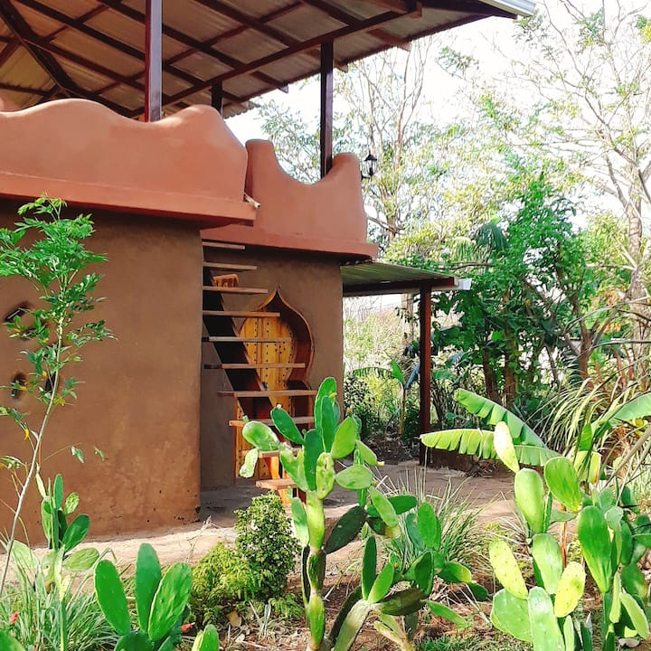 Serenea B&B | Peaceful rooftop terrace Ecolodge