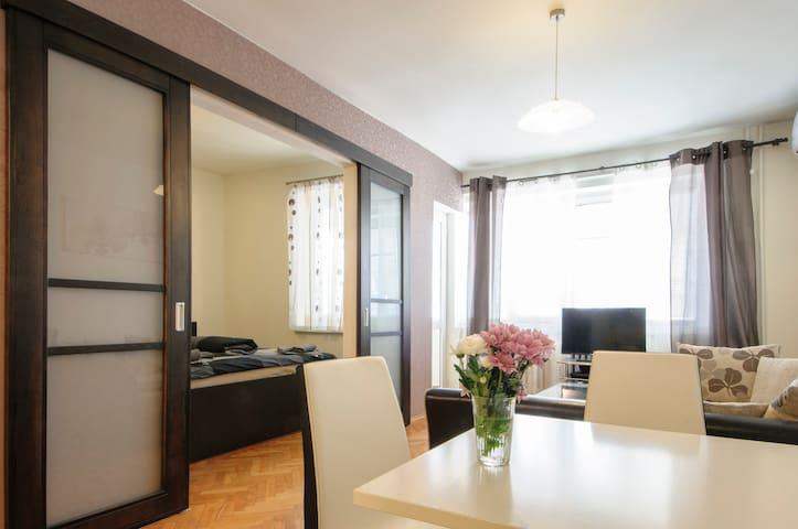 Top Location Mariya Luiza Blvd Fancy Apartment