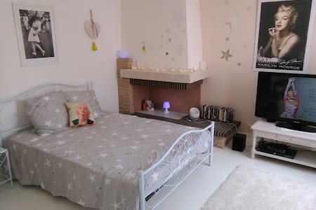chambre privée au calme