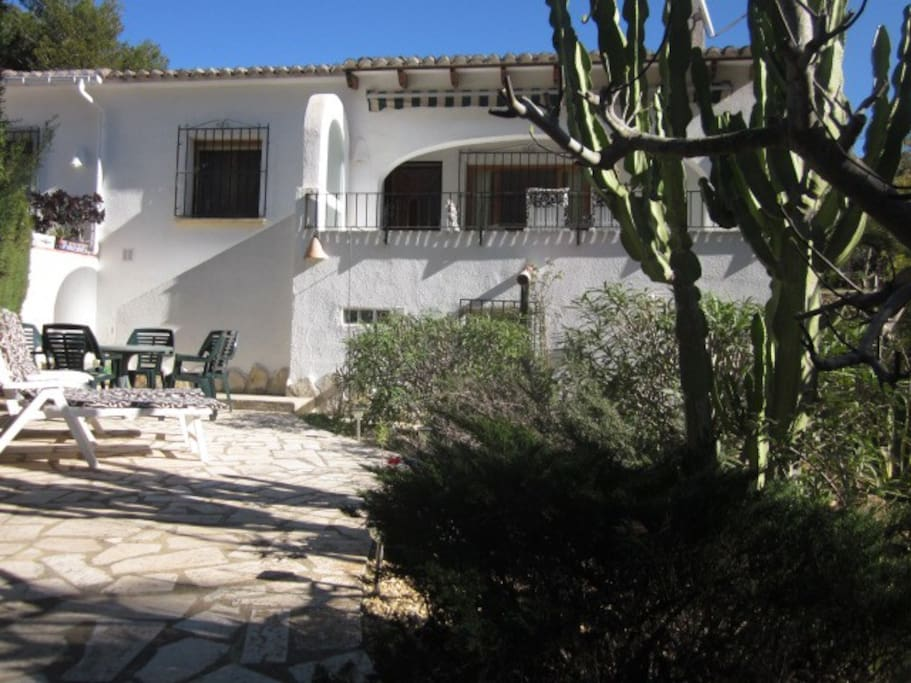 Villa moraira el portet 500m from sandy beach houses for - Villa el portet ...