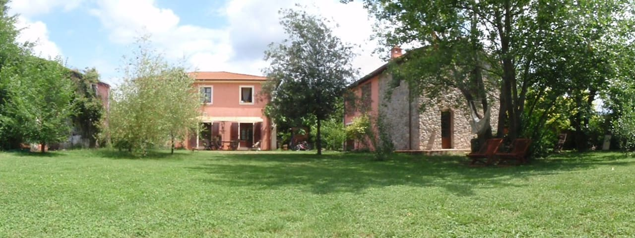 """Il Fienile"" A barn in Tuscany."