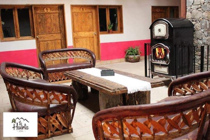 Hotel La Huerta 5