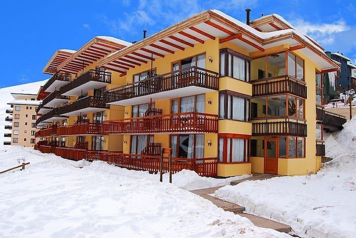 Depto Centro Ski La Parva 6 pax 27 jul al 3 ago