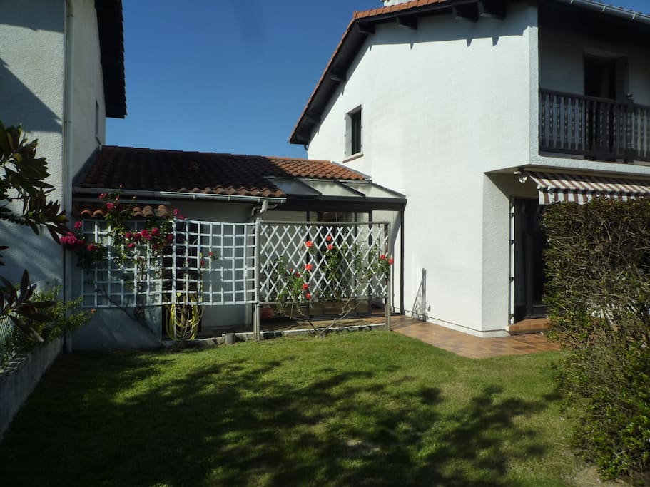 Maison pour 6 personnes anglet maisons louer anglet for Anglet location maison